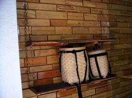 ACME FURNITURE,家具屋,目黒通り,ビンテージ家具,作り付け棚